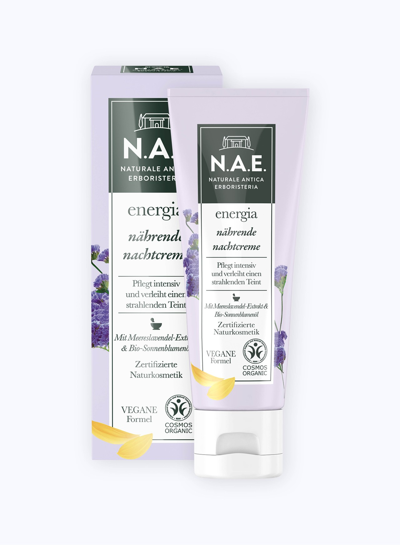 nährende nachtcreme | nourishing night cream