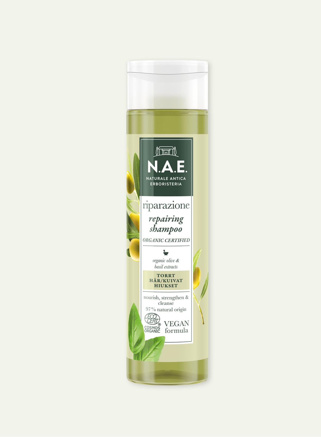 Reparerende Shampoo