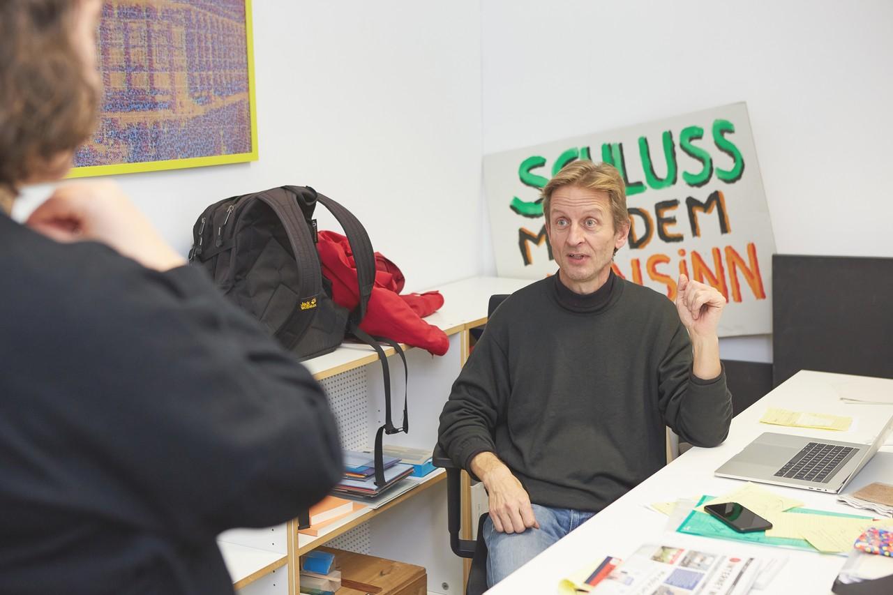 Christof Struhk Geschäftsführer von Modulor über die Hindernisse auf dem Weg zum nachhaltigeren Unternehmen