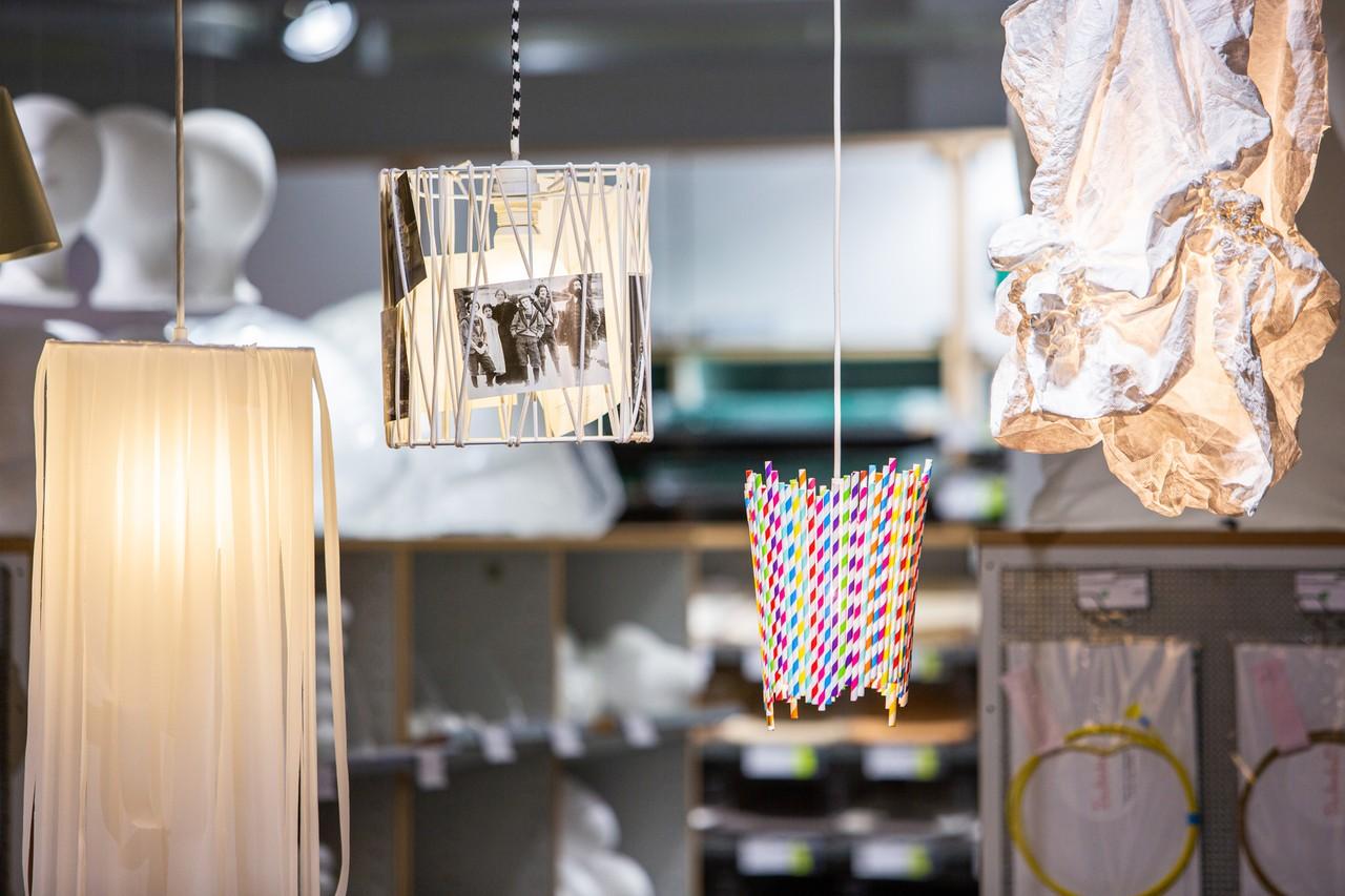 Leuchten zum Selberbauen / DIY-Leuchten