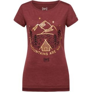 Damen Bergzeit T-Shirt