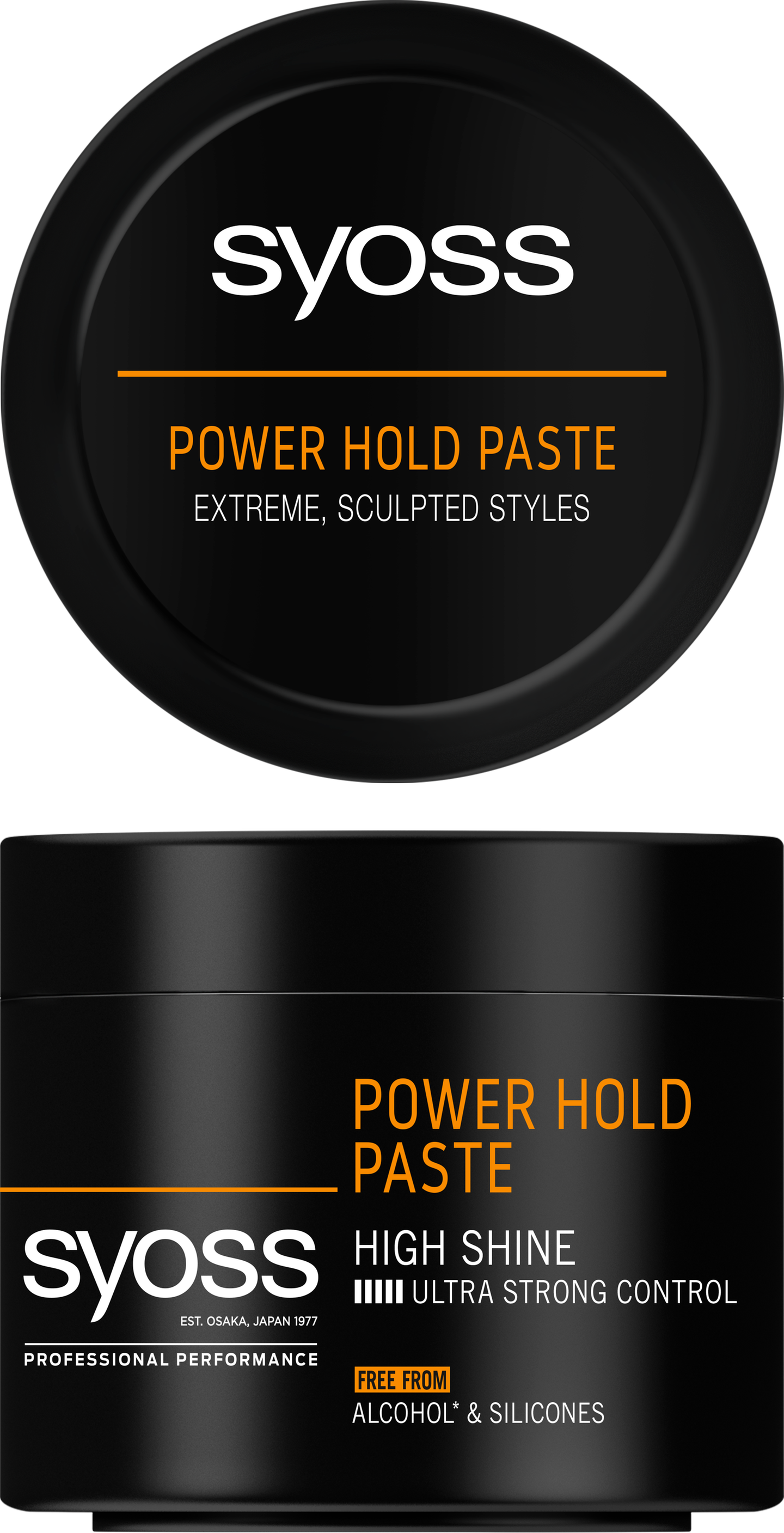 Syoss Power Hold Paste