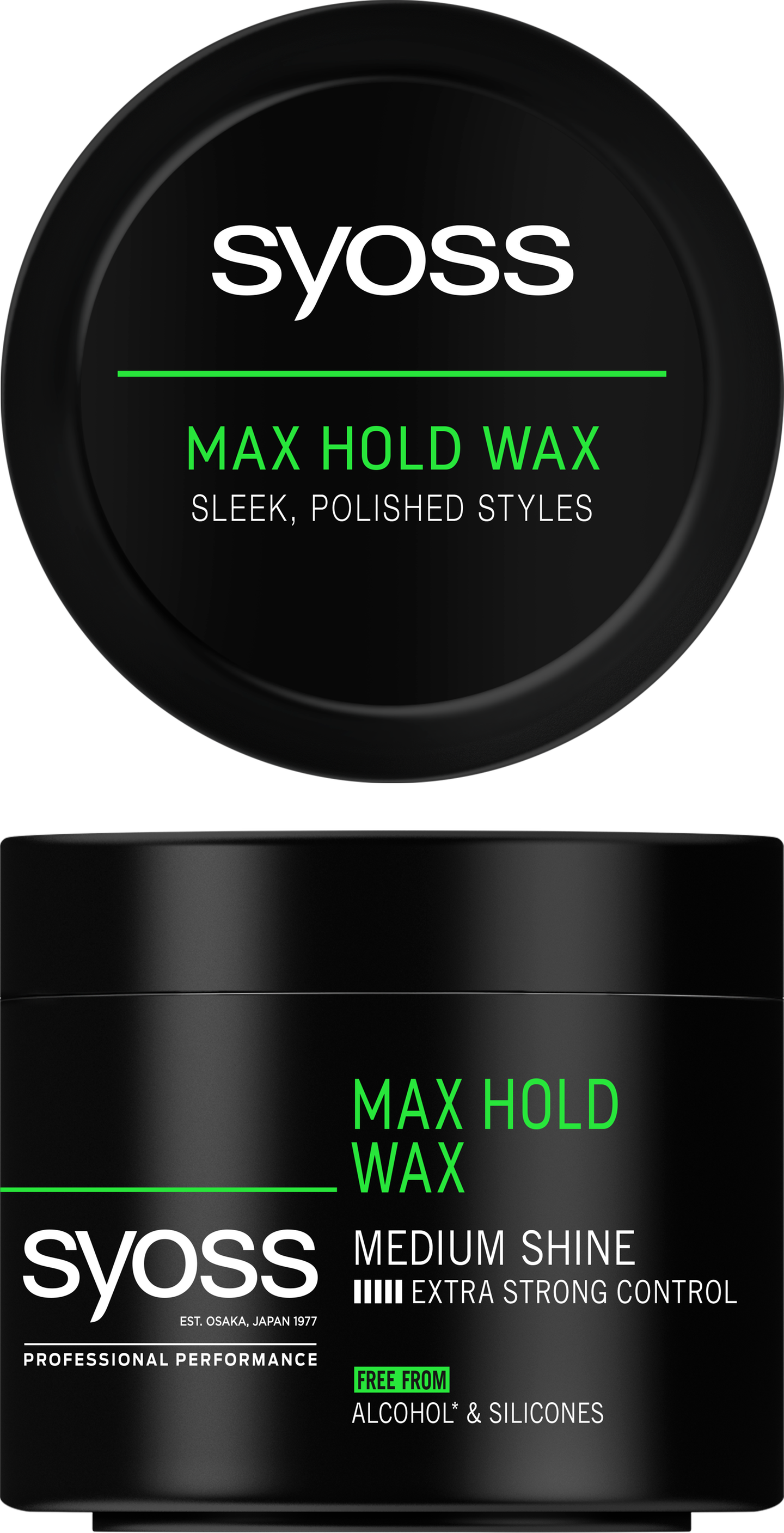 Syoss Max Hold Wax