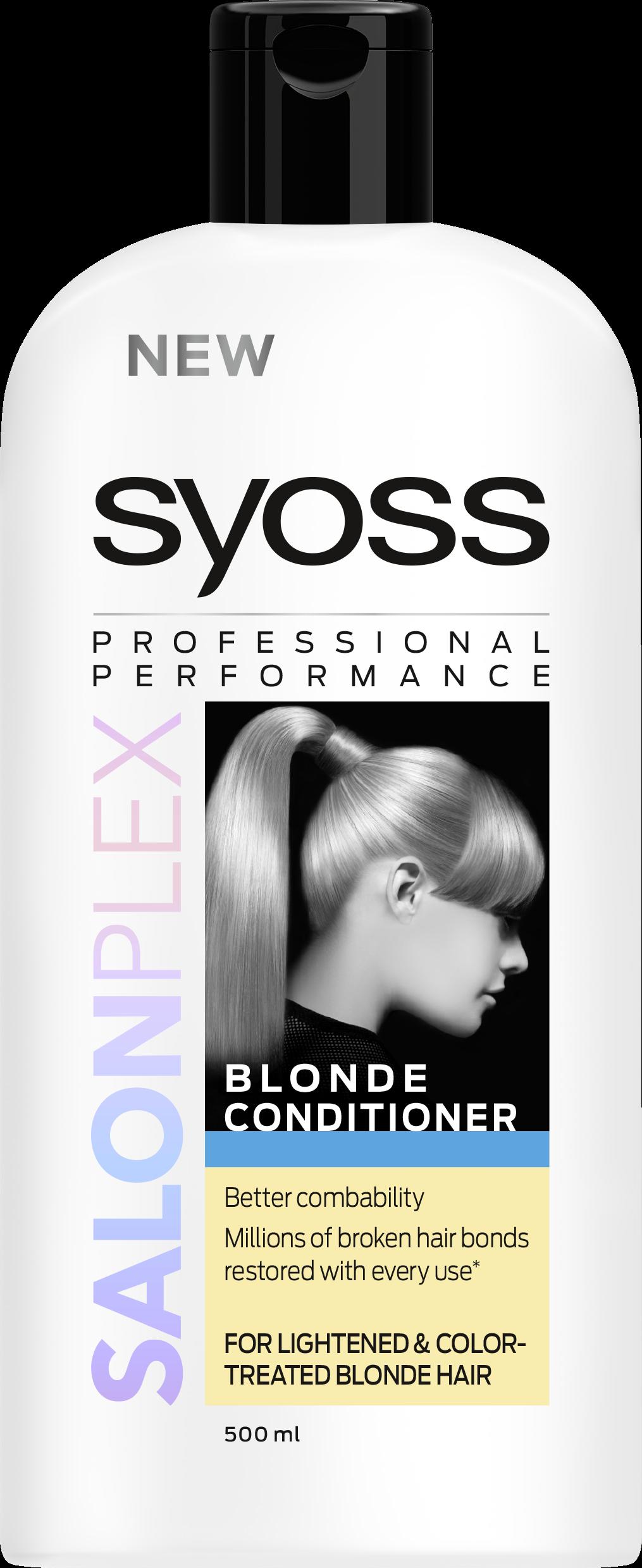 Syoss Salonplex Blonde Conditioner