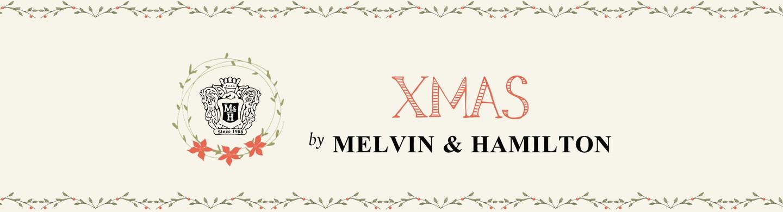 Advent calendar Melvin & Hamilton