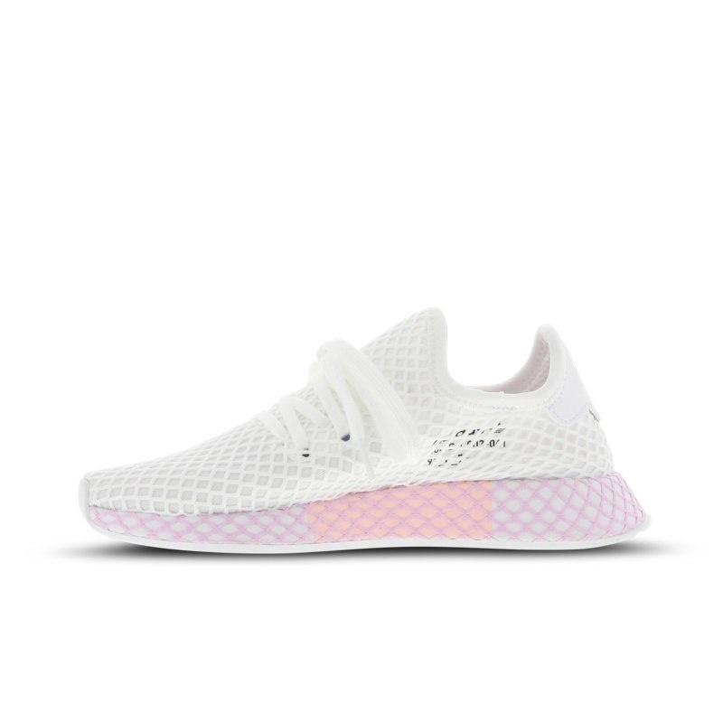 adidas Deerupt Runner Schuhe weiß