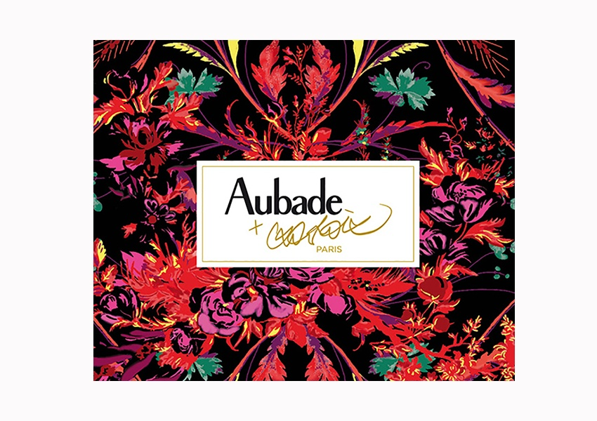 aubade x christian lacroix. Black Bedroom Furniture Sets. Home Design Ideas