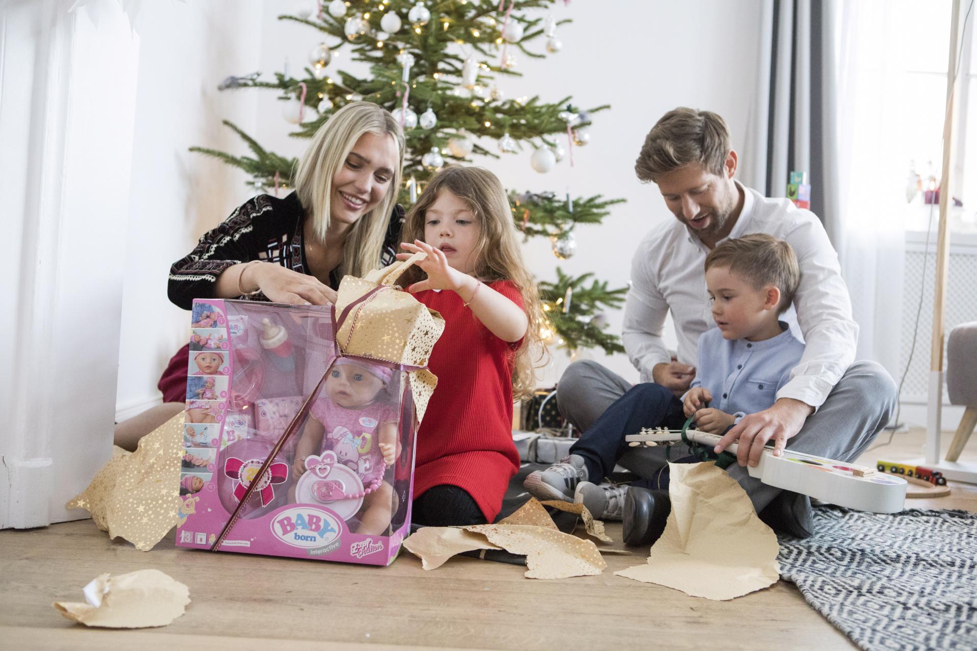 geschenk tipps f r die ganze familie. Black Bedroom Furniture Sets. Home Design Ideas