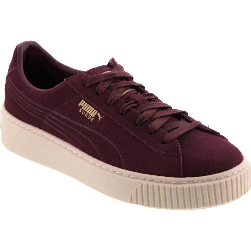 Puma Suede Platform Speckle - Damen Sneaker