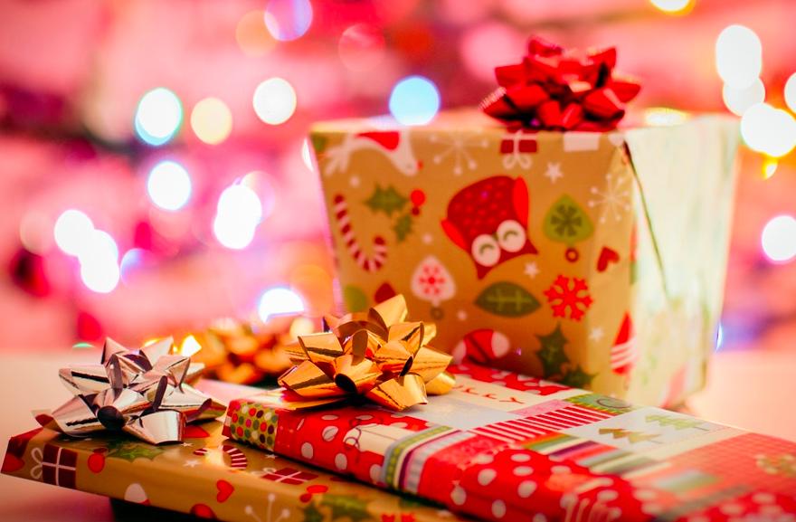 Was wäre Weihnachten ohne Geschenke...