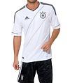adidas Herren Fußball Nationaltrikot Heim - DFB Deutschland EM 2012