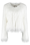 Amy Faux Fur Jacket >>