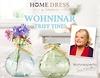 Ankündigung Wohninar mit Tine Wittler live