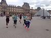 """Anna beim """"We run Paris"""" Lauf"""