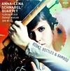 Anna-Lena Schnabel-Quartett – Books, Bottles & Bamboo / Enja 9636 / CD € 19,95