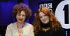 Annie & Frances - image taken from BBC Radio 1 website
