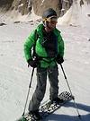 Auch Snowboarder brauchen Stöcke