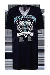 Band T-Shirt Dress >