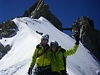 Bergtour: Bergsteigen in eisigen Höhen