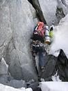Bergtour: Riskante Felsen