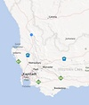 Blauer Punkt = Rocklands South Africa