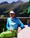 Buttermilch auf der Alp Clavadel