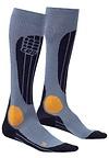 CEP Damen Kompressionsstrümpfe CEP Skiing O2 Socks Women