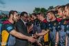 Der Premier Minister Namibias begrüßte uns persönlich