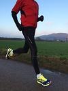 Der Saucony Triumph ISO beim Lauf