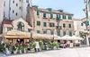 Ein wundervolles Altstadtcafé umhüllt vom Flair des Frühlings