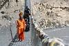 Gopal Giri wandert