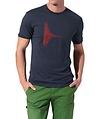 Herren Outdoor-Shirt / T-Shirt SF150 Tech T Lite Ruepehu M