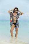 """Hippie-Look: Bikini """"Ethno Flash"""" von Sunflair: 84,95 €"""