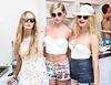 IT girls Harley Viera-Newton, Leigh Lezark and Chelsea Leyland