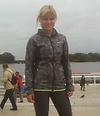 Jenny geht beim Frauenlauf Mannheim an den Start