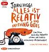 John Higgs: Alles ist relativ und anything goes/Frank Arnold/DAV97838623136946/ 2 MP3_CDs € 24,95