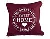 Kissen Sweet Home
