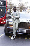 Labrinth buttoned up. Image courtesy of Rex