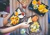 Leckere Snacks, die Lust auf eine Grillparty wecken