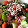 Leckerer Fitness Salat