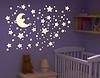 Leucht Sterne Mond