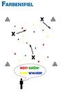 Life Kinetik für Fußballer: Farbenspiel