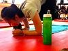 Minh Ngoc beim Workout mit SIGG VIVA