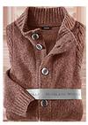 Mouline-Jacke Himalaya Wolle