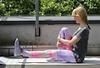 Oberschenkel-Lift - Übung gegen Cellulite