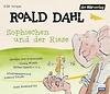 Peer Augustinski u.a. – Roald Dahl: Sophiechen und der Riese / Der Hörverlag / 3 CDs € 14,95