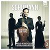 Robert Schumann: Cellokonzert, Klaviertrio Nr.1 op.80/ Queyras/Melnikov/Faust/Freiburger Barockorch./HMC 902197/CD+DVD E € 17,95