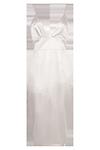 Satin Bodycon Dress >