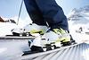 Skischuhe für festen Halt