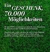 STEFFL Geschenk Gutscheine